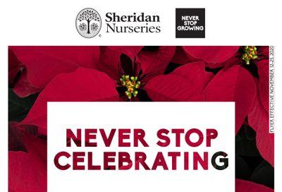 Sheridan Nurseries Flyer November 12 to 25