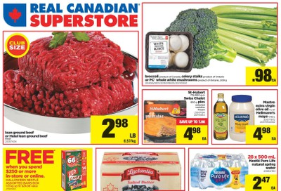 Real Canadian Superstore (ON) Flyer September 19 to 25