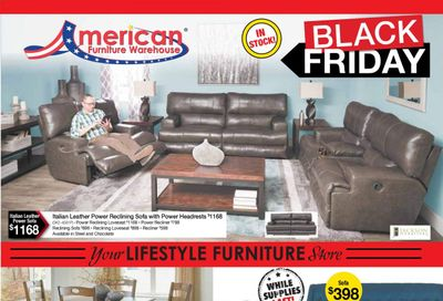 American Furniture Warehouse (CO) Weekly Ad Flyer November 15 to November 21