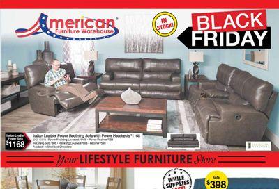 American Furniture Warehouse (TX) Weekly Ad Flyer November 15 to November 21