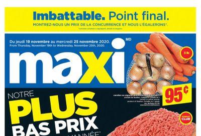 Maxi Flyer November 19 to 25