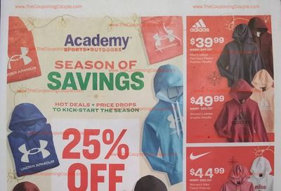 Academy Sports Ad (11/15/20 – 11/21/20): Academy Sports Weekly Ad Flyer Preview