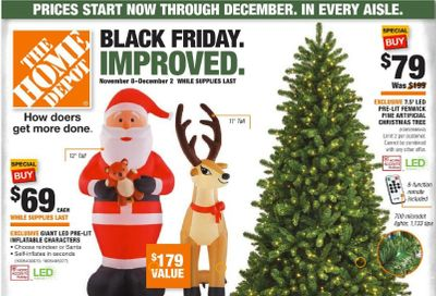 Home Depot Black Friday 2020 Ad ~ BROWSE the Leaked Ad!