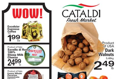 Cataldi Fresh Market Flyer November 18 to 24