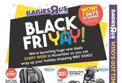 Babies R Us Flyer November 19 to 25