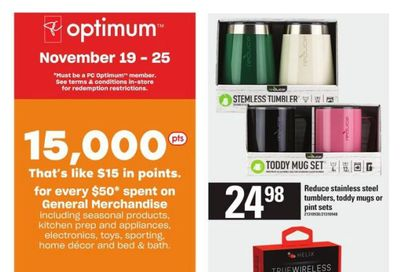 Loblaws (ON) Flyer November 19 to 25