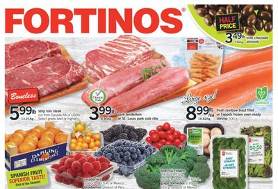 Fortinos Flyer November 19 to 25