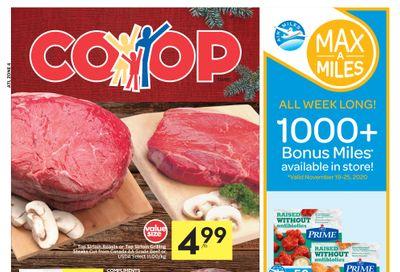 Foodland Co-op Flyer November 19 to 25