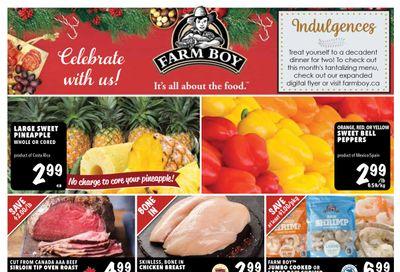 Farm Boy (Ottawa) Flyer November 19 to 25