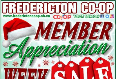 Fredericton Co-op Flyer November 19 to 25