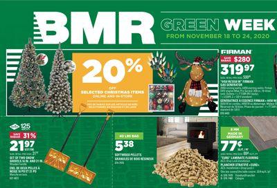BMR Flyer November 18 to 24