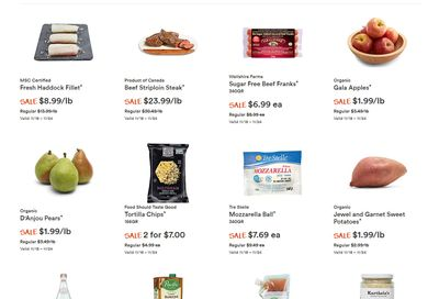 Whole Foods Market (ON) Flyer November 18 to 24