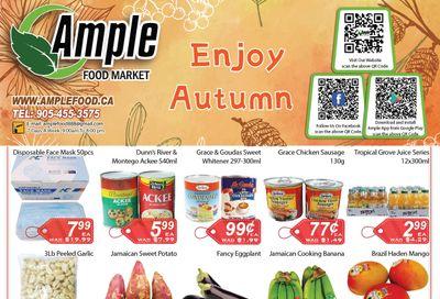 Ample Food Market Flyer November 20 to 26