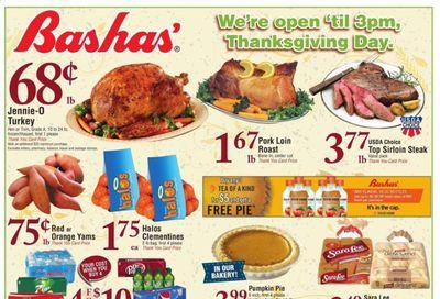 Bashas' (AZ) Weekly Ad Flyer November 18 to November 26