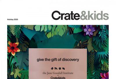 Crate & Barrel Weekly Ad Flyer November 20 to November 27
