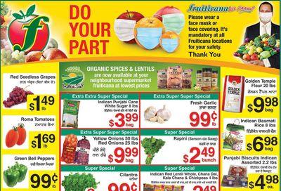 Fruiticana (BC) Flyer November 20 to 25