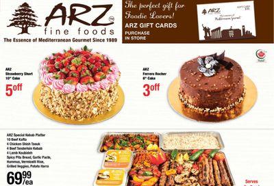 Arz Fine Foods Flyer November 20 to 26