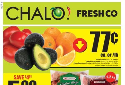 Chalo! FreshCo Flyer September 19 to 25