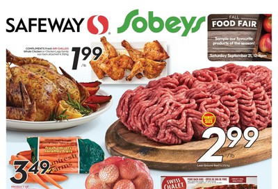 Sobeys (West) Flyer September 19 to 25
