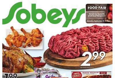 Sobeys (Atlantic) Flyer September 19 to 25