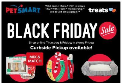 PetSmart Weekly Ad Flyer November 26 to November 27