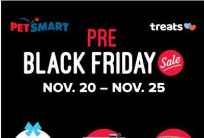 PetSmart Weekly Ad Flyer November 20 to November 25
