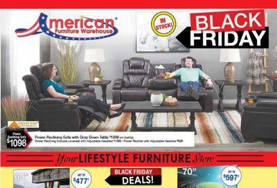 American Furniture Warehouse (CO) Weekly Ad Flyer November 22 to November 28