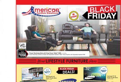 American Furniture Warehouse (AZ) Weekly Ad Flyer November 22 to November 28