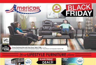 American Furniture Warehouse (TX) Weekly Ad Flyer November 22 to November 28