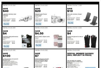 Costco (ON & Atlantic Canada) Weekly Savings November 23 to 29