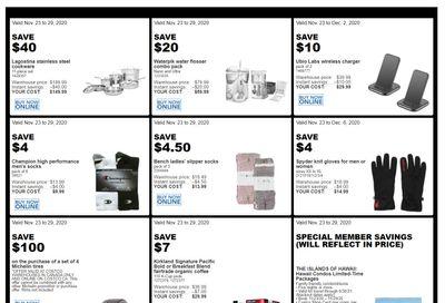 Costco (BC, AB, SK and MB) Weekly Savings November 23 to 29