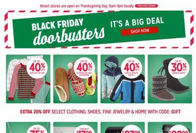 Kmart Weekly Ad Flyer November 23 to November 30