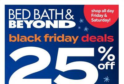 Bed Bath & Beyond Weekly Ad Flyer November 26 to November 30