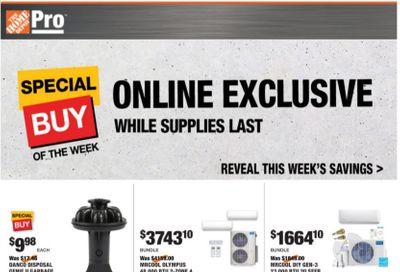 The Home Depot Weekly Ad Flyer November 23 to November 30