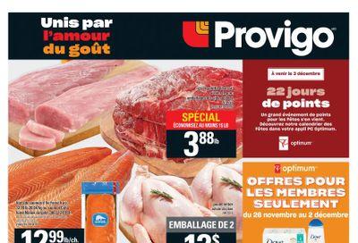 Provigo Flyer November 26 to December 2