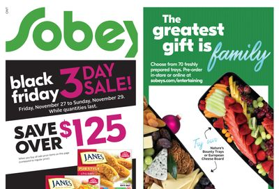 Sobeys (ON) Flyer November 26  to December 2