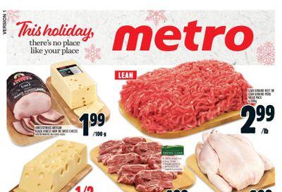 Metro (ON) Flyer November 26  to December 2