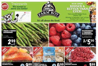 Farm Boy (Ottawa) Flyer November 26  to December 2