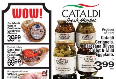 Cataldi Fresh Market Flyer November 25 to December 1