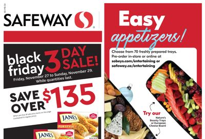 Sobeys (West) Flyer November 26  to December 2