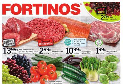 Fortinos Flyer November 26  to December 2