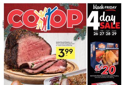Foodland Co-op Flyer November 26  to December 2