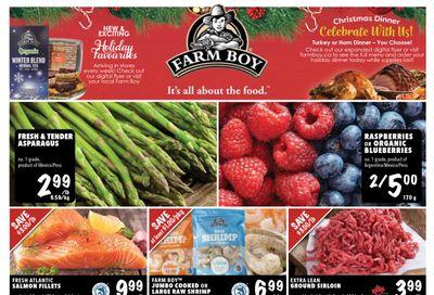 Farm Boy Flyer November 26  to December 2
