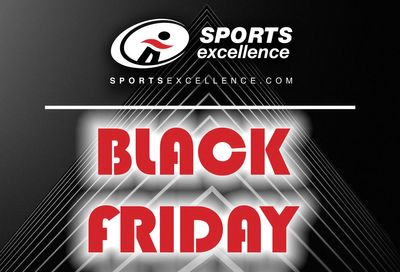 Sports Excellence Black Friday Flyer November 25 to December 2, 2020