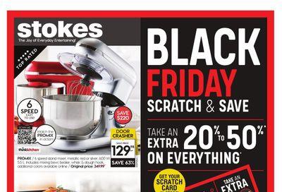 Stokes Black Friday Flyer November 24 to 29, 2020