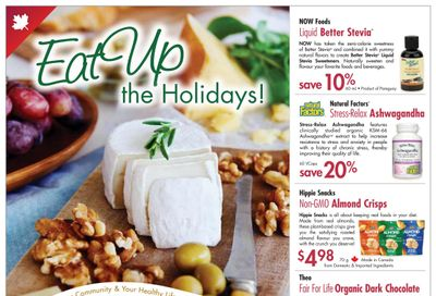 Lifestyle Markets Flyer November 25  to December 20