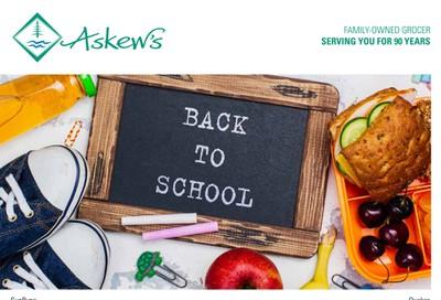 Askews Foods Flyer September 1 to 7