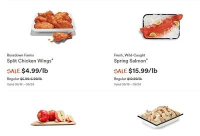 Whole Foods Market (West) Flyer September 18 to 24