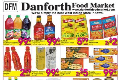 Danforth Food Market Flyer September 19 to 25