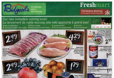 Bidgood's Flyer November 26 to December 2